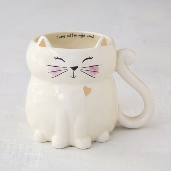 Tasse Folk Cat