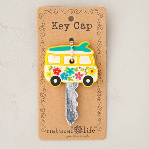Schlüsselkappe Cream Gold Van