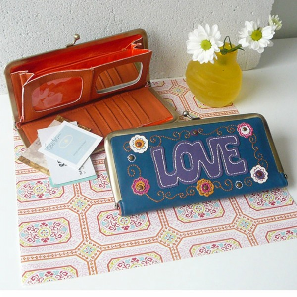 Portemonnaie- Love
