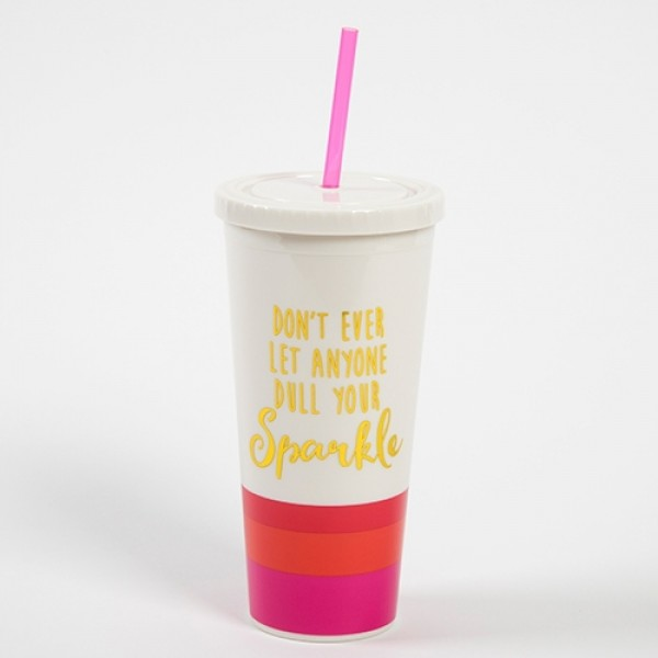 Becher On The Go Don't dull sparkle