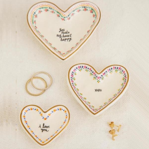 Keramikschälchen S/3 Love You