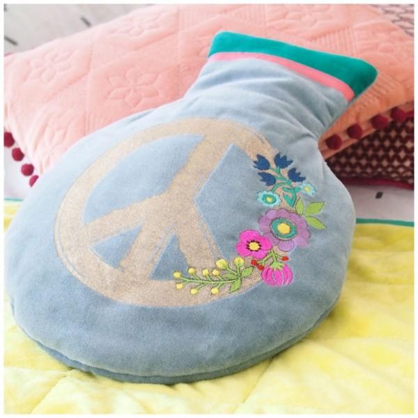 Wärmflasche Peace