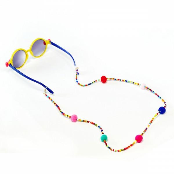 Brillenkette Itsybitsy Pompom