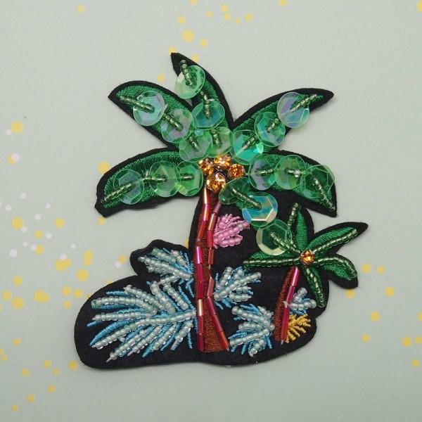 Patches DIY Palmtree XL