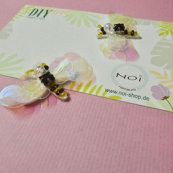 Patches DIY Bee Set 2
