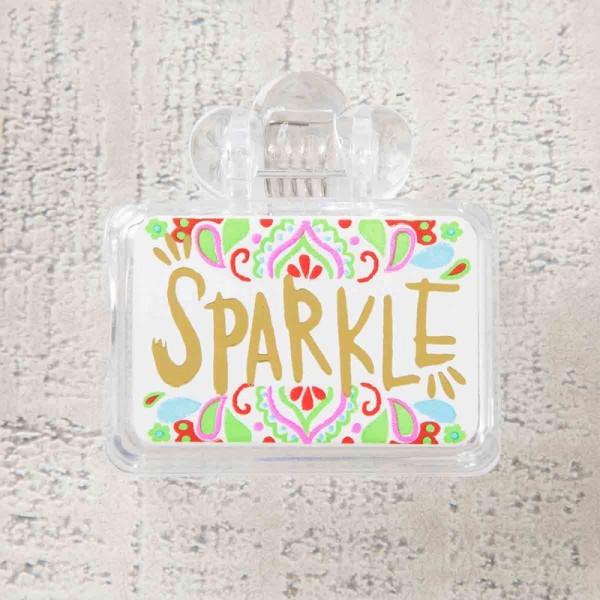 Zahnbürstenschütz Cover Sparkle