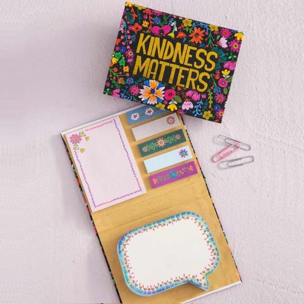 Sticky Notes Buch Kindness Matters