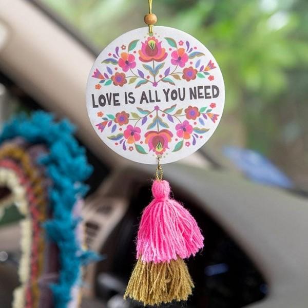 Lufterfrischer Love is all you need