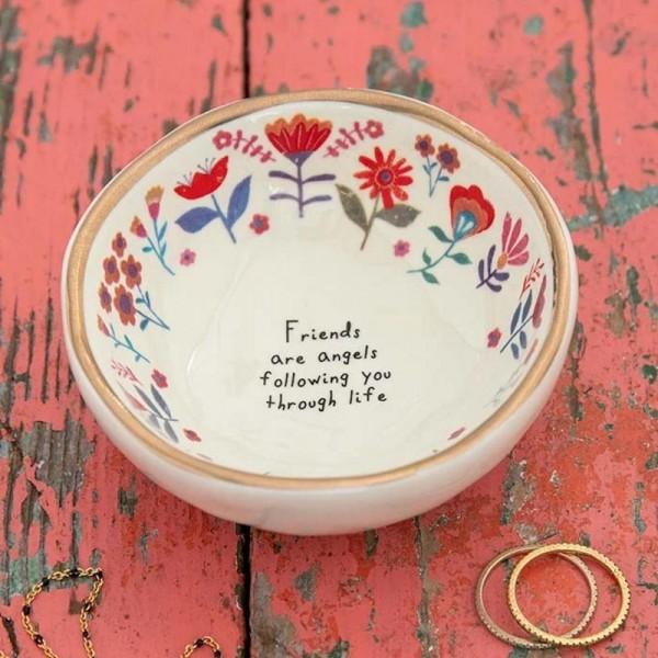 Keramikschälchen Trinket Friend Angel