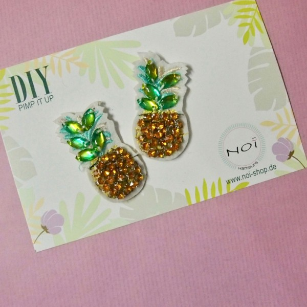 Patches DIY Pineapple Set 2
