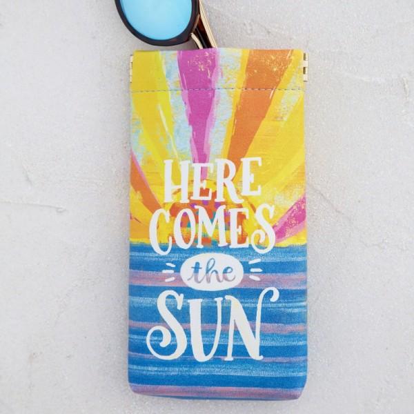 Täschchen Sunglass Sun