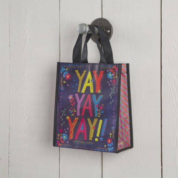 Recycled Tasche - YAY