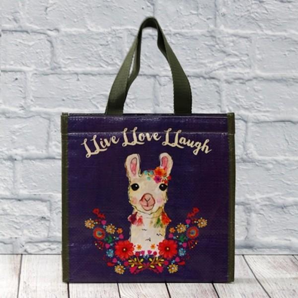 Lunch Bag Live Love Laugh
