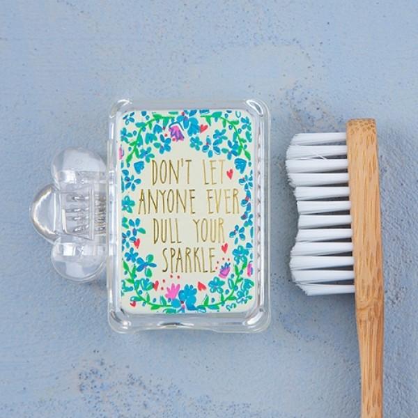 Zahnbürstencover Don't dull sparkle