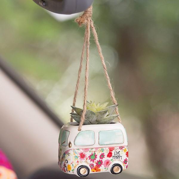 Mini Makrame Kaktus Set Van