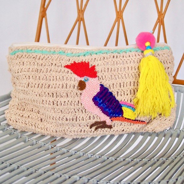 Täschchen Tukan Parrot