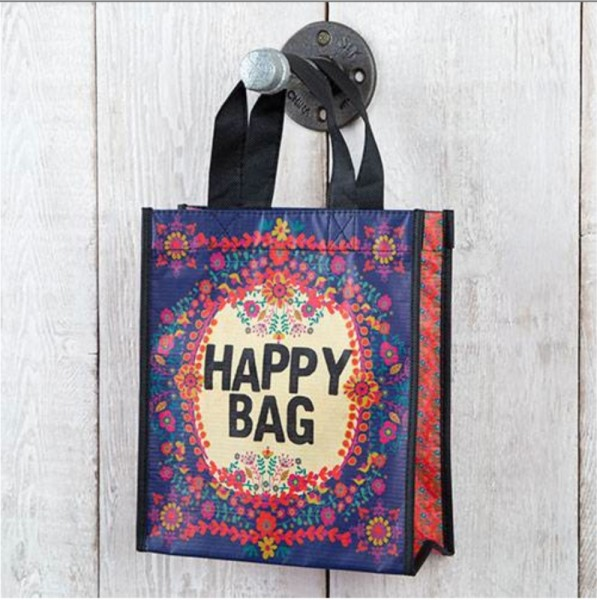 Recycled Tasche - Happy Bag