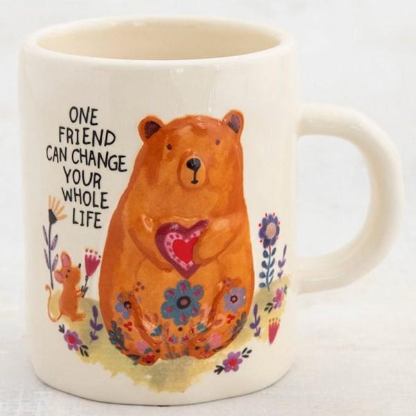 Tasse Embossed Bear