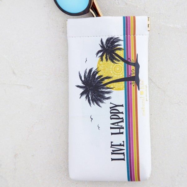 Täschchen Sunglass Live Happy