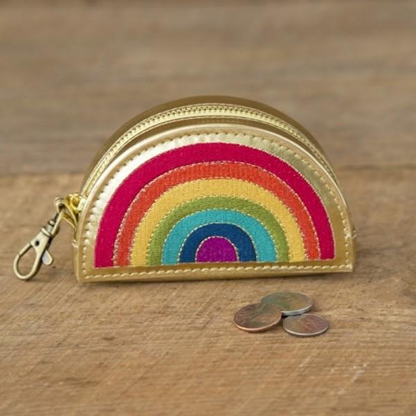 Täschchen Tulum Rainbow