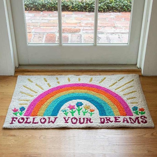 Teppich Follow Your Dreams