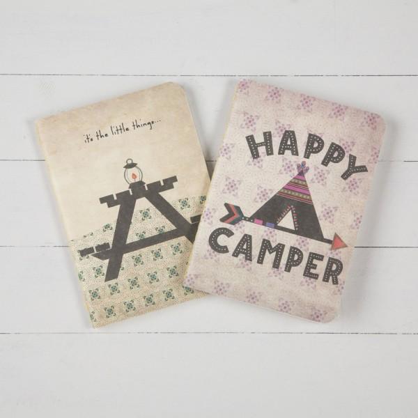 Notizbücher Set2 Camper