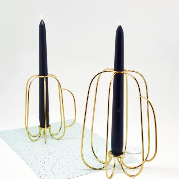 Kerzenständer Olivia Set 2