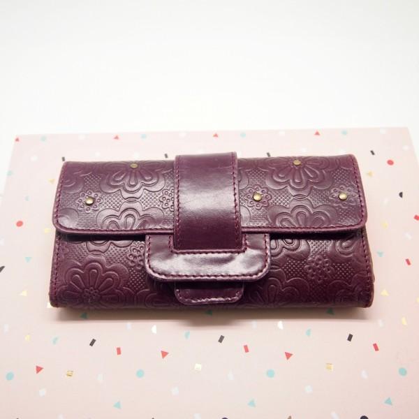 Portemonnaie Crunch Leena Marigold