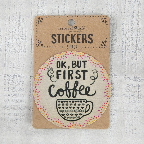 Stickers S/3 Coffee