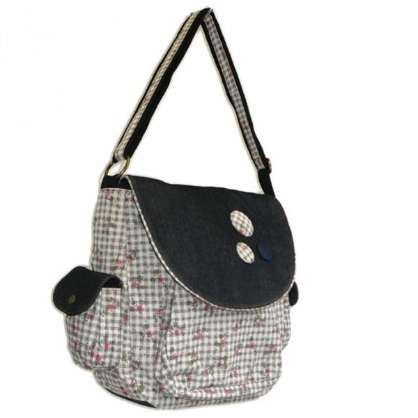 Bag Caria lg brown