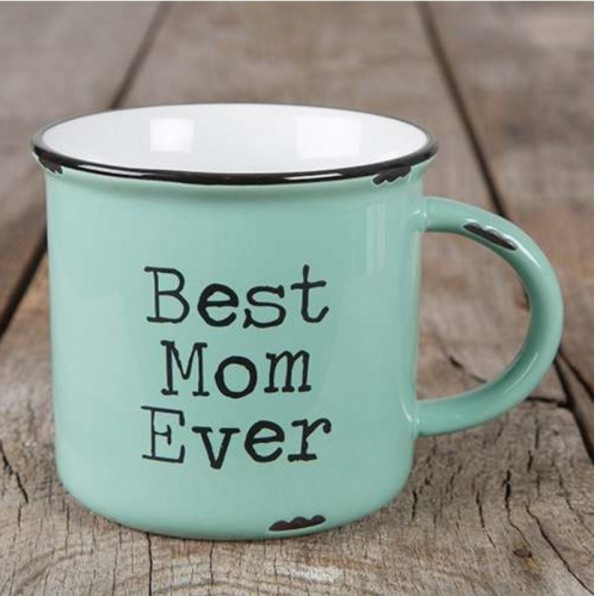 Tasse Camp Best Mom Ever