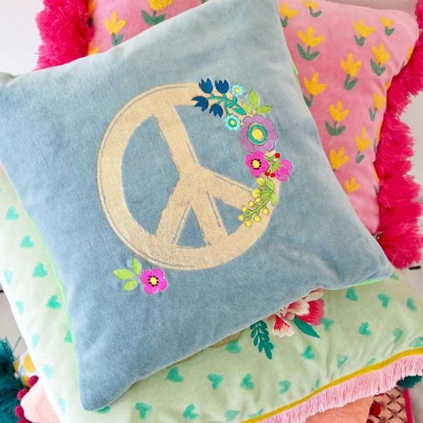 Kissenhülle Peace 3030
