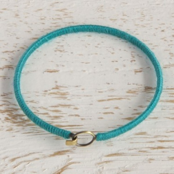 Armband JM Bangle  turquoise